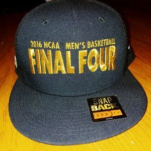 2016 NCAA men's bball final four snapback